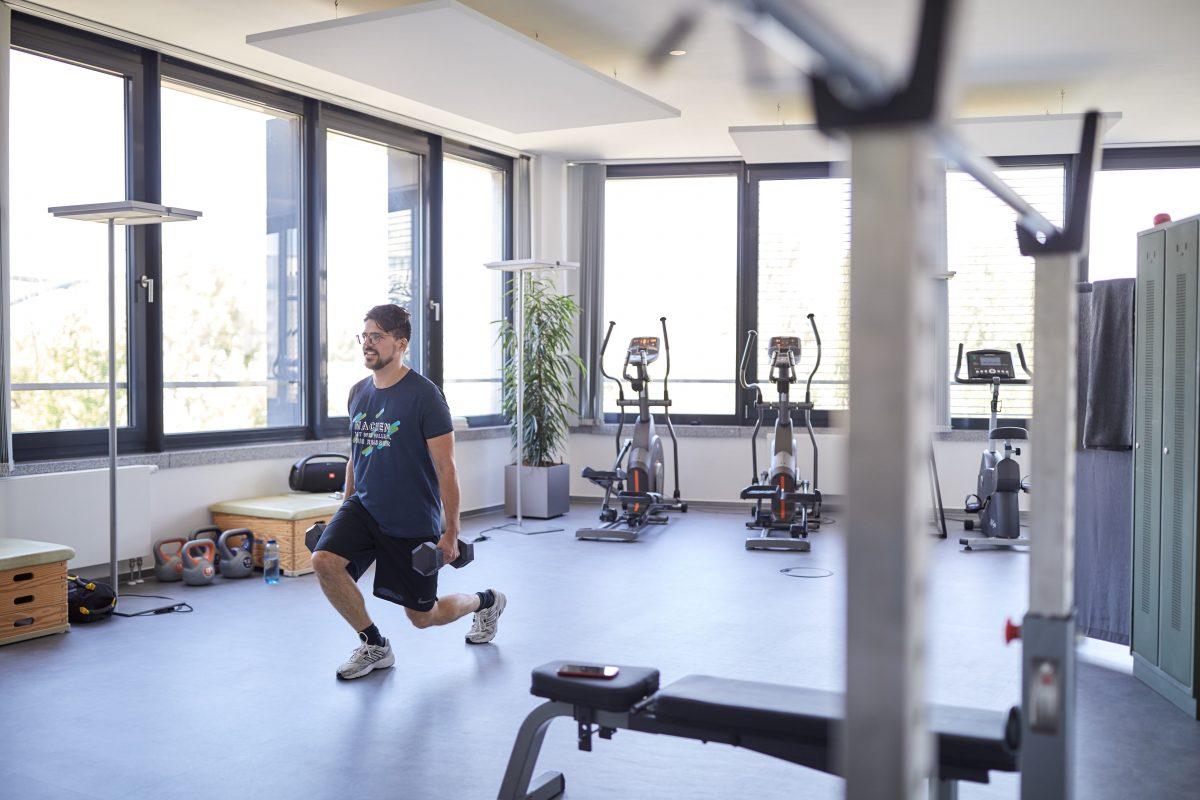 Unser Gym am Standort Offenbach