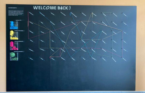 Stimmungsbarometer: welcome back